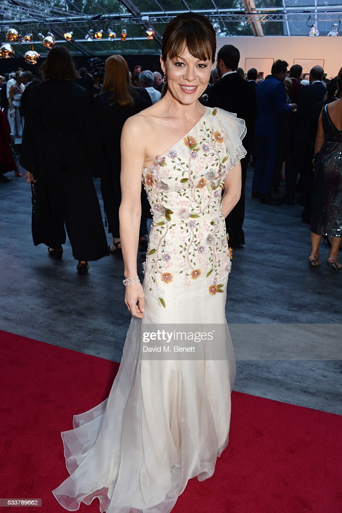 <a gi-track='captionPersonalityLinkClicked' href=/galleries/search?phrase=Helen+McCrory&family=editorial&specificpeople=214616 ng-click='$event.stopPropagation()'>Helen McCrory</a> attends British Vogue's Centenary gala dinner at Kensington Gardens on May 23, 2016 in London, England.
