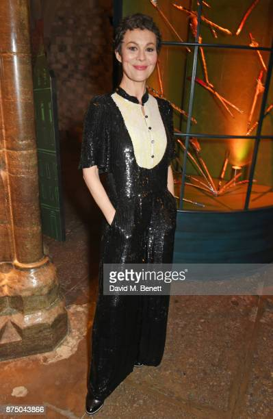Helen McCrory attends Save The Children's Magical Winter Gala celebrating the 20th anniversary since the publication of the first of JK Rowling's...