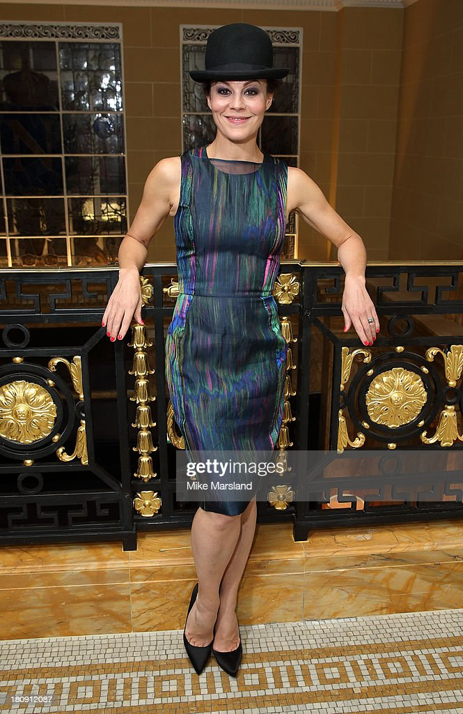<a gi-track='captionPersonalityLinkClicked' href=/galleries/search?phrase=Helen+McCrory&family=editorial&specificpeople=214616 ng-click='$event.stopPropagation()'>Helen McCrory</a> attends the 25th birthday party of Marie Claire at Hotel Cafe Royal on September 17, 2013 in London, England.