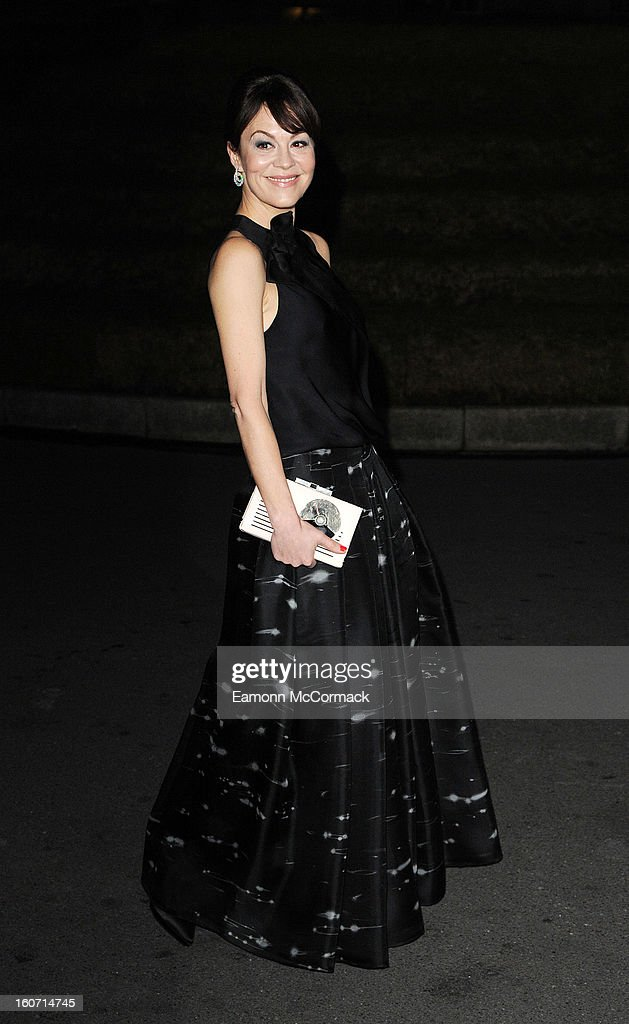 Helen McCrory attends the London Evening Standard British Film Awards at the London Film Museum on February 4, 2013 in London, England.
