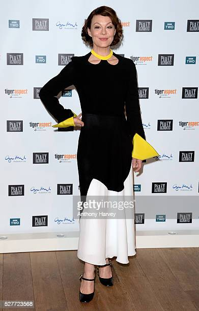 Helen McCrory attends the Premiere of BBC Two's drama 'Peaky Blinders' episode one series three at BFI Southbank on May 3 2016 in London England
