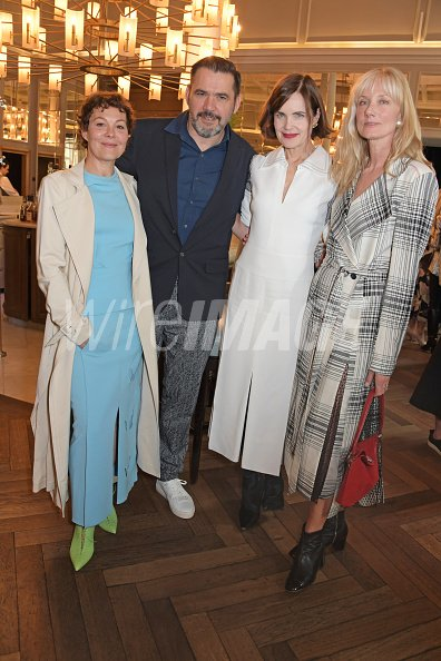 Helen Mccrory Roland Mouret Elizabeth Mcgovern And Joely Richardson Wireimage Portugal 1140451994