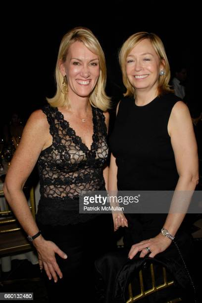 Helen McKinley and Kathleen Foster attend JEWELRY INFORMATION CENTER'S 7th Annual GEM AWARDS Honoring RUSSELL SIMMONS GLENDA BAILEY and CHOPARD at...
