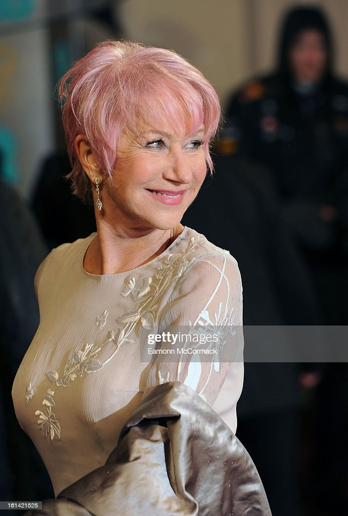 <a gi-track='captionPersonalityLinkClicked' href=/galleries/search?phrase=Helen+Mirren&family=editorial&specificpeople=201576 ng-click='$event.stopPropagation()'>Helen Mirren</a> attends the EE British Academy Film Awards at The Royal Opera House on February 10, 2013 in London, England.