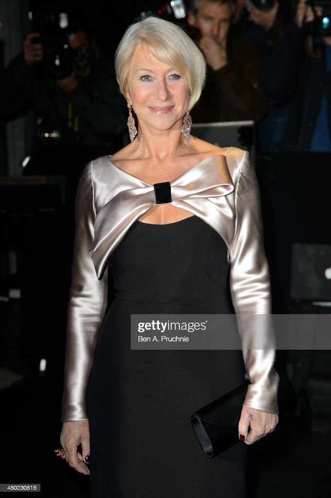 <a gi-track='captionPersonalityLinkClicked' href=/galleries/search?phrase=Helen+Mirren&family=editorial&specificpeople=201576 ng-click='$event.stopPropagation()'>Helen Mirren</a> attends the Evening Standard Theatre Awards at The Savoy Hotel on November 17, 2013 in London, England.