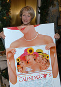 Helen Mirren during 'Calendar Girls' Screening in New York City After Party at Hotel Plaza Athenee in New York City New York United States