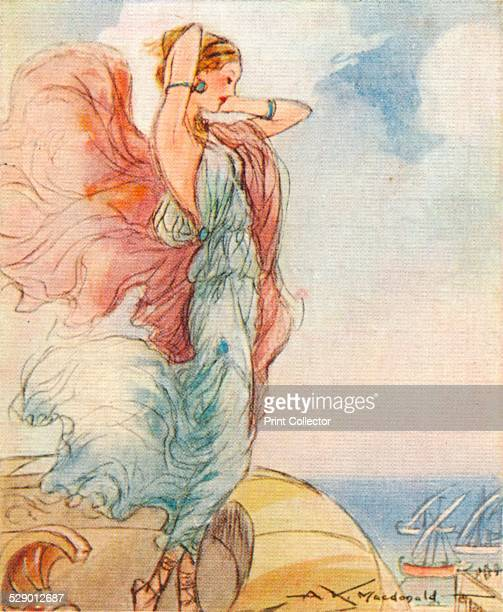 Helen of Troy daughter of Zeus and Leda In Greek myths she was considered to be the most beautiful woman in the world Her abduction by Paris brought...