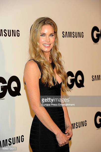 Helen Swedin attends the 'GQ Men Of The Year awards 2014' at Palace hotel on November 3 2014 in Madrid Spain