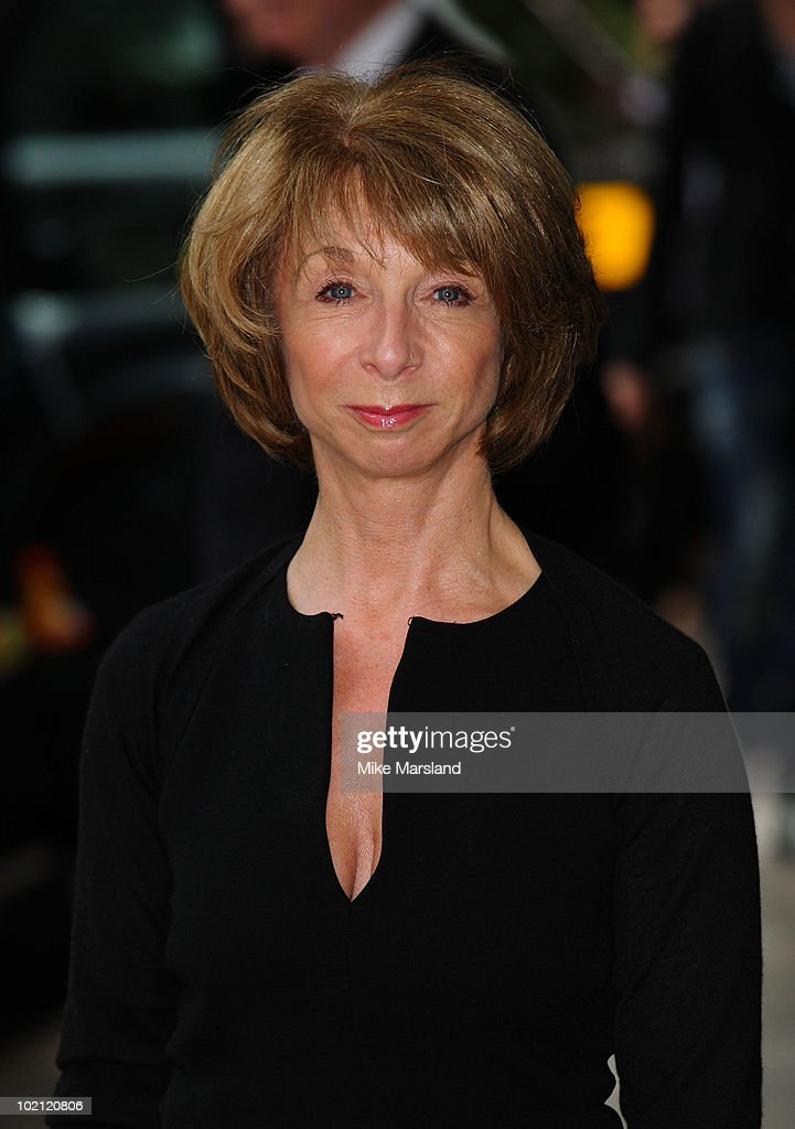 Helen Worth attends the English National Ballet's Summer Party at The Dorchester on June 15, 2010 in London, England.