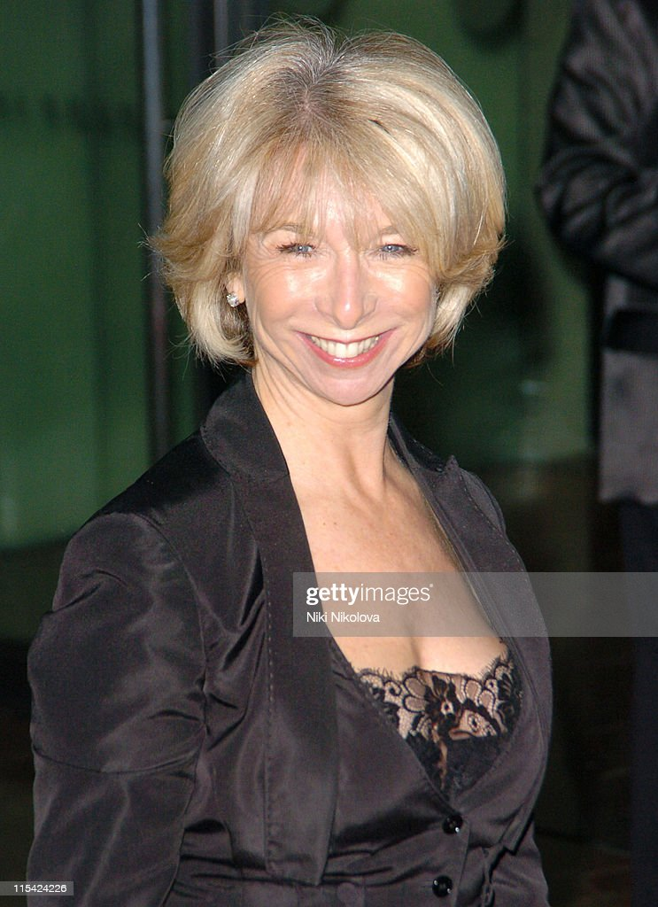 Helen Worth during 2006 Laurence Olivier Awards - Arrivals at London Hilton in London, United Kingdom.