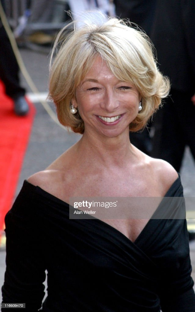 Helen Worth during The Royal Gala Charity Performance of 'Mamma Mia!' at Prince of Wales Theatre in London, Great Britain.