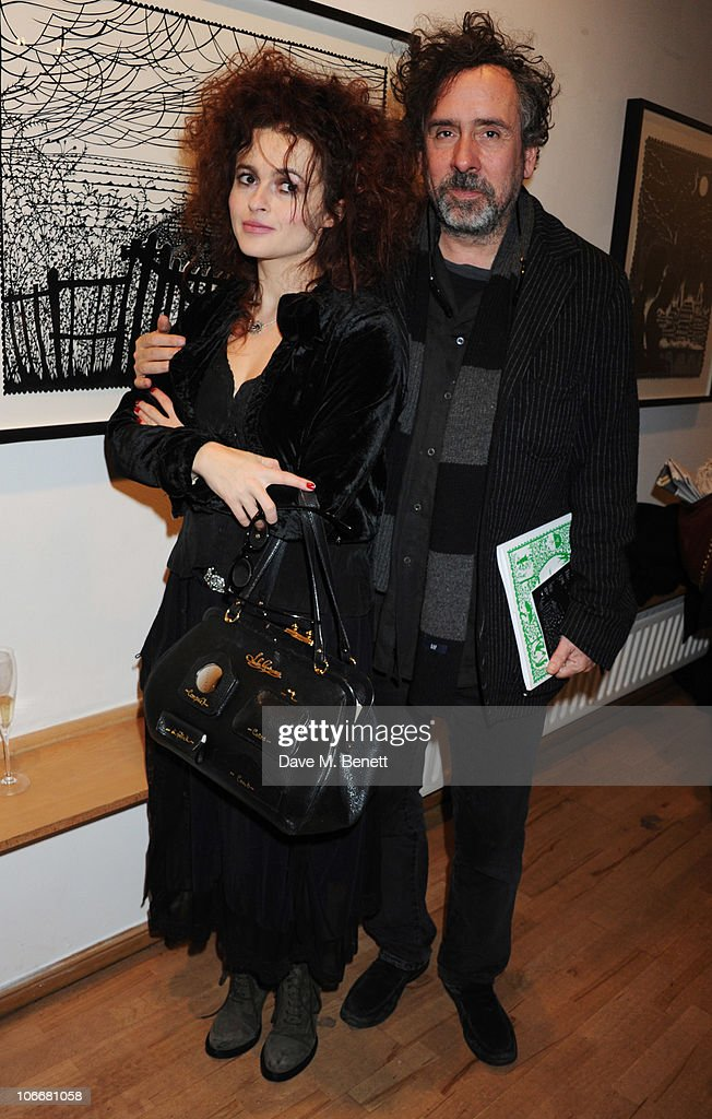 Lulu Guinness And Rob Ryan Fan Bag - Launch Party