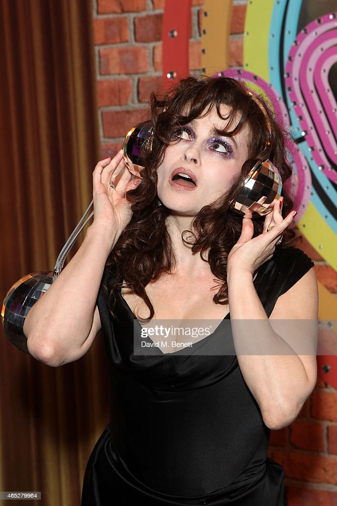 Helena Bonham Carter attends 'A Night Of Disco' hosted by Helena Bonham Carter for Save The Children UK at The Roundhouse on March 5 2015 in London...