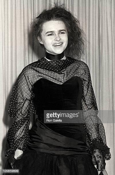 Helena Bonham Carter during 59th Annual Academy Awards at Shrine Auditorium in Los Angeles California United States