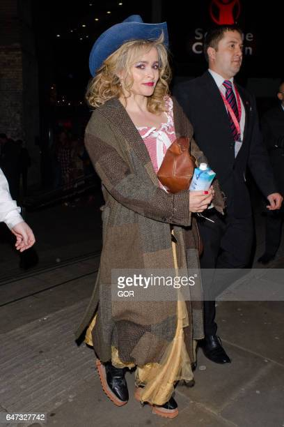Helena BonhamCarter attending Save the Children's Night of Country on March 2 2017 in London England
