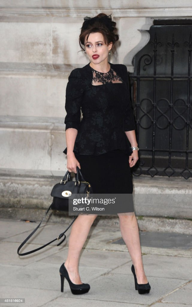 Helena BonhamCarter attends a reception for the Best of Britain's Creative Industries at The Foreign Office on June 30 2014 in London England
