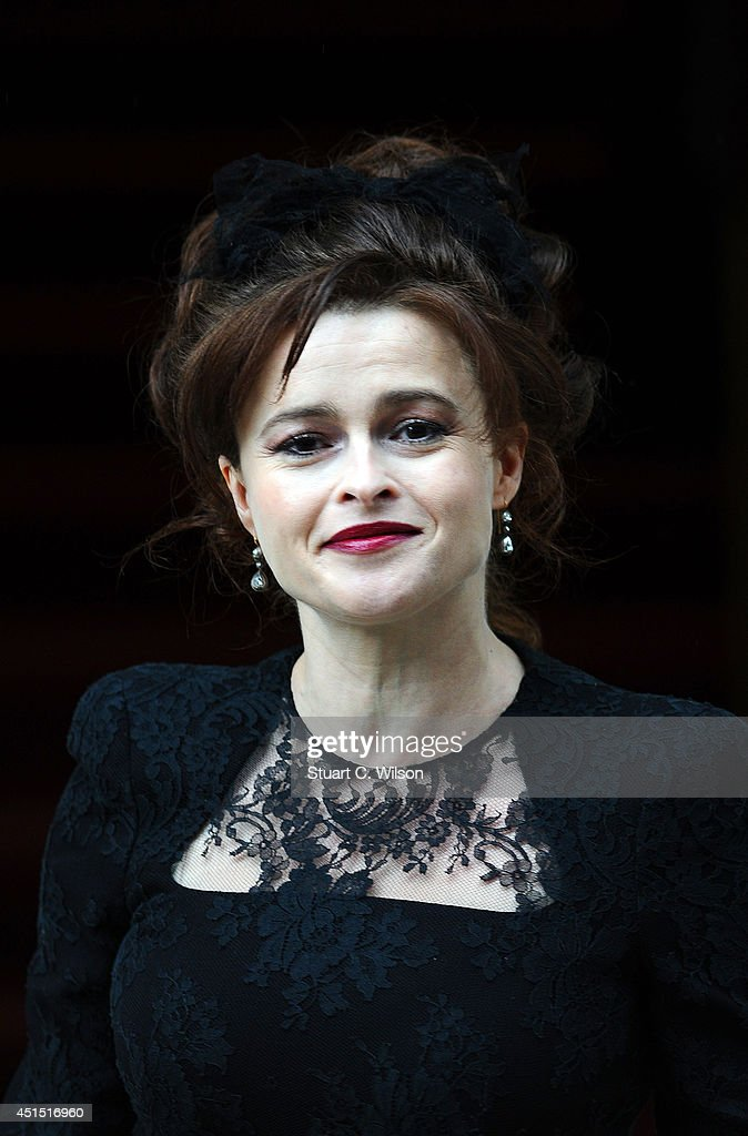 Helena Bonham-Carter attends a reception for the Best of Britain's Creative Industries at The Foreign Office on June 30, 2014 in London, England.