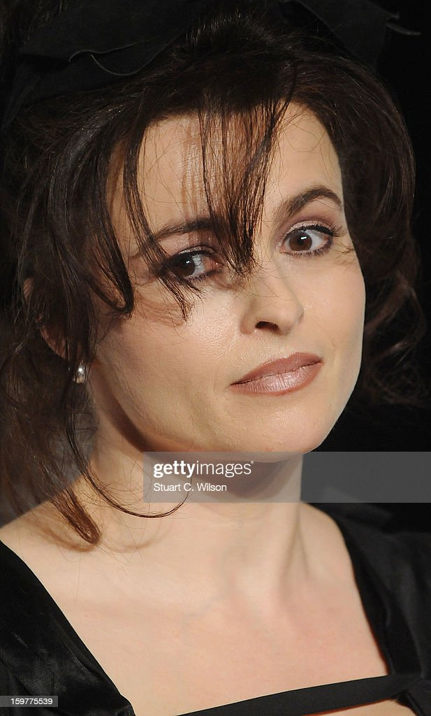 Helena Bonham-Carter attends the London Critics' Circle Film Awards at The Mayfair Hotel on January 20, 2013 in London, England.
