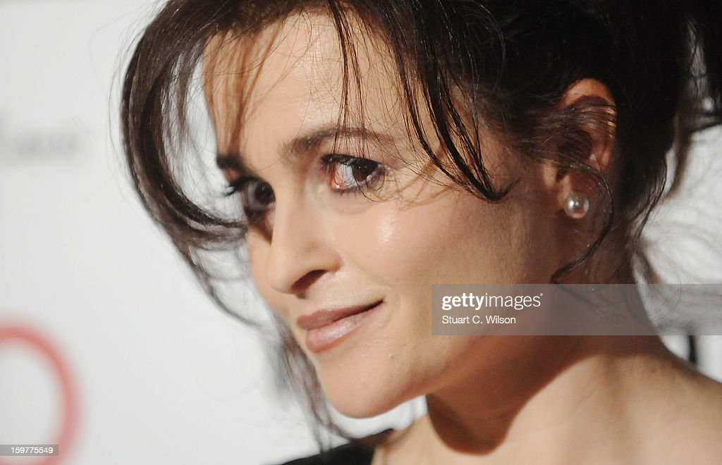 Helena Bonham-Carter attends the London Critics' Circle Film Awards at The Mayfair Hotel on January 20, 2013 in London, England.