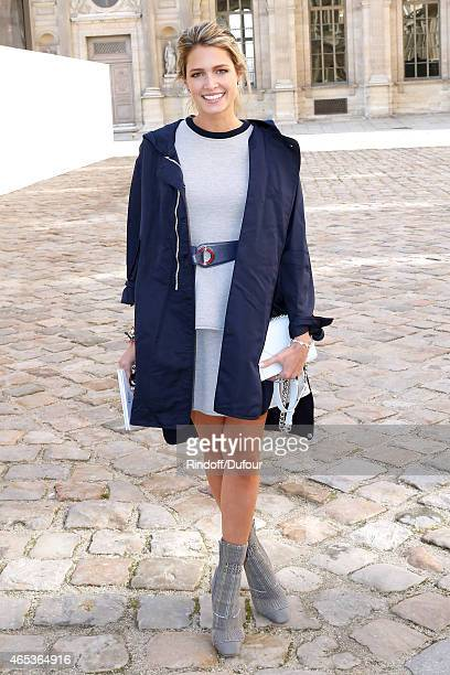 Helena Bordon attends the Christian Dior show as part of the Paris Fashion Week Womenswear Fall/Winter 2015/2016 on March 6 2015 in Paris France