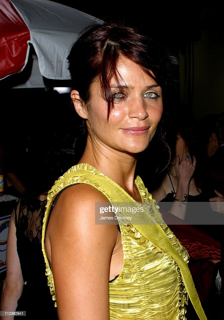 Helena Christensen during Mercedes Benz Fashion Week 2003 - Opening of the First Stella McCartney Store Worldwide at Stella McCartney Store in New York, New York, United States.