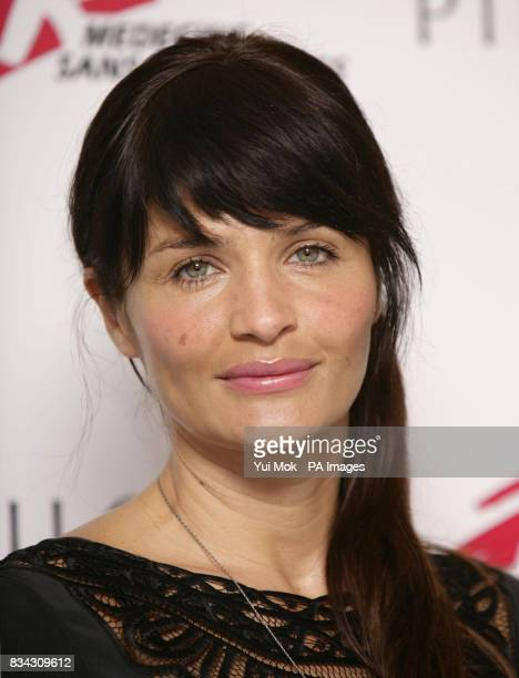 Helena Christensen launches her new jewellery range designed in association with Pilgrim in support of the Medicine San Frontiers charity at the...