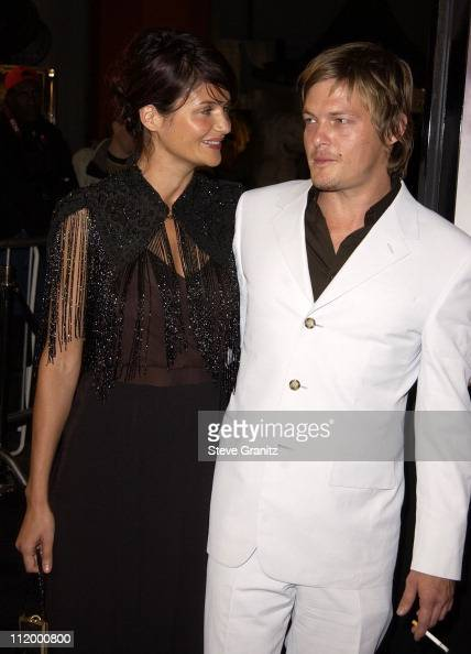 norman reedus stock photos and pictures getty images