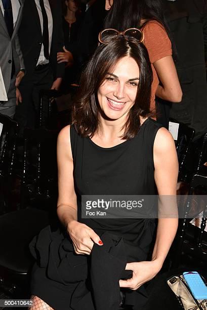 Helena Noguerra attends the 'Positive Awards' Ceremony at La Gaiete Lyrique on December 7 2015 in Paris France
