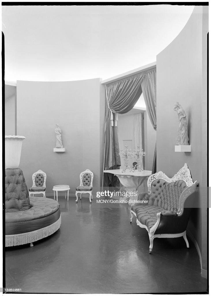 Helena Rubenstein residence 715 Fifth Avenue