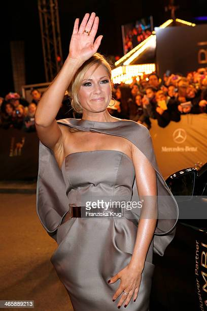 Helene Fischer attends the Bambi Awards 2013 at Stage Theater on November 14 2013 in Berlin Germany