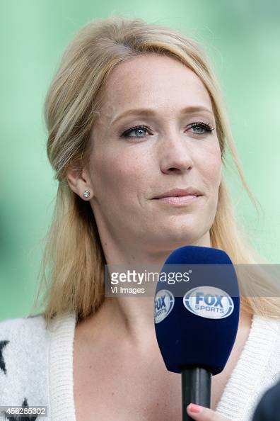 Helene Hendriks foxsports during the Dutch Eredivisie match between FC ...