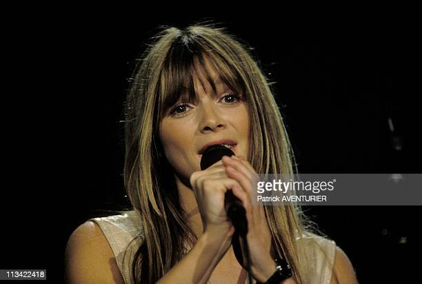 Helene Rolles On Stage At Zenith On October 24th 1993