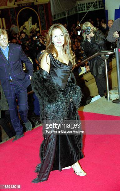 Helene Segara during The 2nd Annual NRJ Music Awards at Palais des Festivals in Cannes France