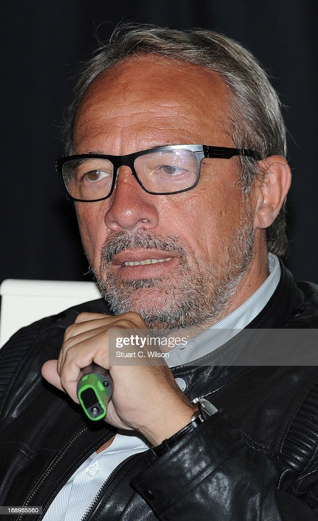 Helge Sasse attends the International Film Finance Forum presented by Winston Baker in association with Variety at the Intercontinental Carlton Hotel during The 66th Annual Cannes Film Festival on May 17, 2013 in Cannes, France.