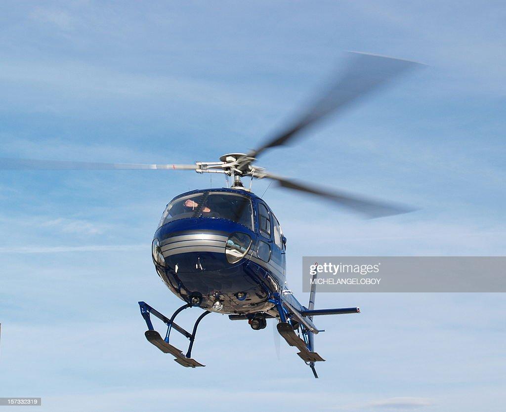 Helicopter Navigation