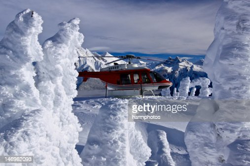 Helicopter : Stock Photo