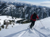 Helicopter skiing gets you deep into the backcountry to access untracked slopes you can't reach by other means