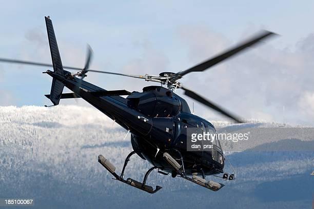 Hélicoptère Décoller