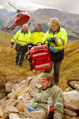 Heli-Rescue Team