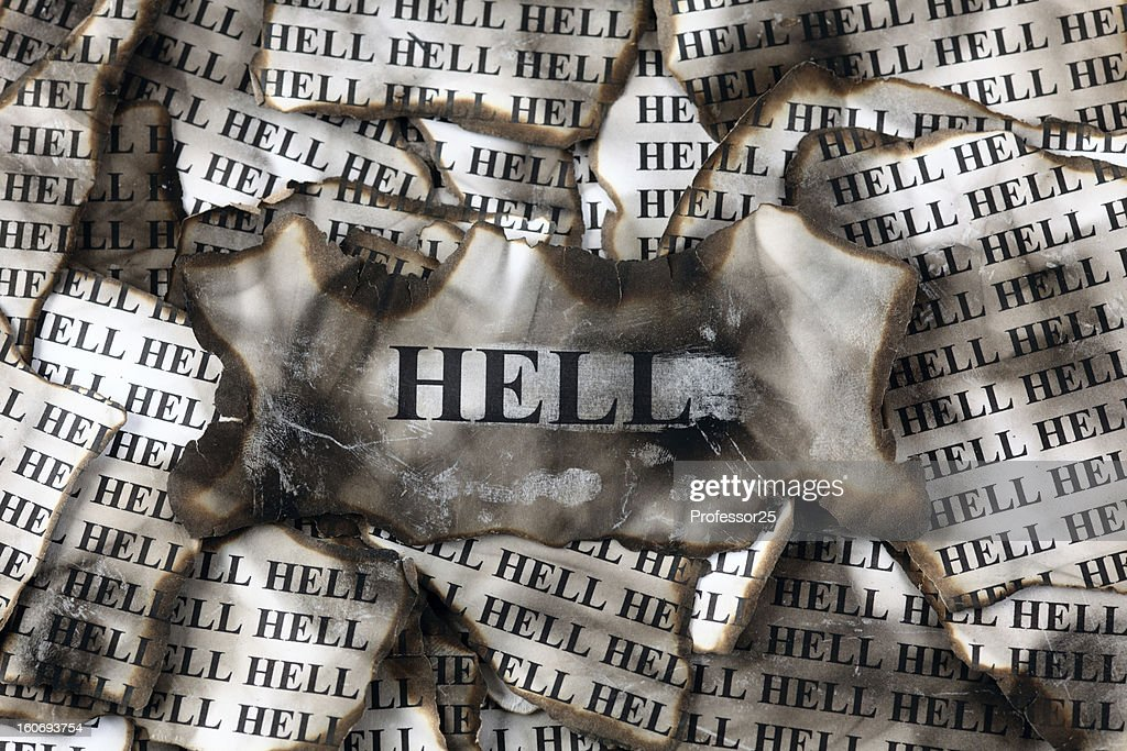 Hell : Stock Photo
