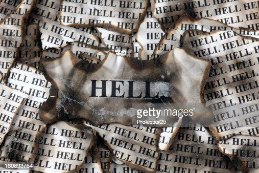 Hell : Stock Photo