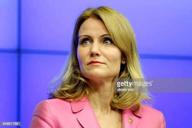 Helle THORNINGSCHMIDT Prime Minister of Denmark
