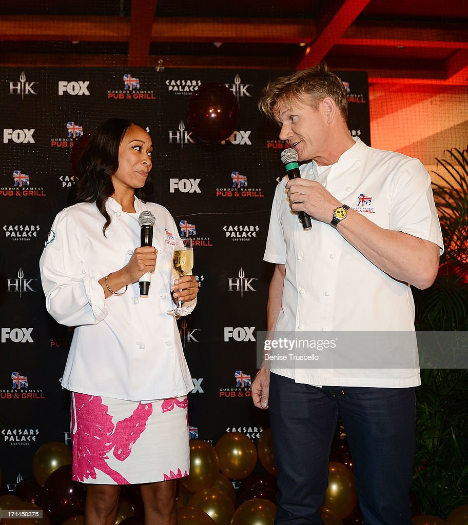 Hell\'s Kitchen Season 11 Finale And Viewing Party At Gordon Ramsay ...
