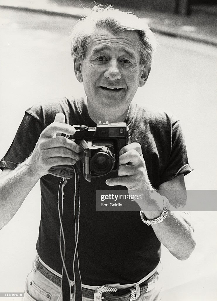 <a gi-track='captionPersonalityLinkClicked' href=/galleries/search?phrase=Helmut+Newton&family=editorial&specificpeople=175940 ng-click='$event.stopPropagation()'>Helmut Newton</a> during <a gi-track='captionPersonalityLinkClicked' href=/galleries/search?phrase=Helmut+Newton&family=editorial&specificpeople=175940 ng-click='$event.stopPropagation()'>Helmut Newton</a> Photo Session With Ron Galella at Chateau Marmont in Hollywood, California, United States.