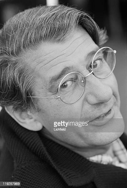 Helmut Newton GermanAustralian photographer Monte Carlo Monaco 4th May 1978