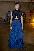Palomo Spain : Front Row - Paris Fashion Week -...