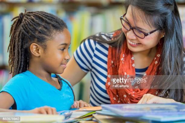 Help From Teacher