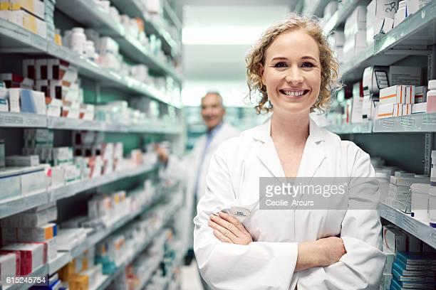 Ich Menschen zu helfen, die besten Ergebnisse von Ihre Medikamente