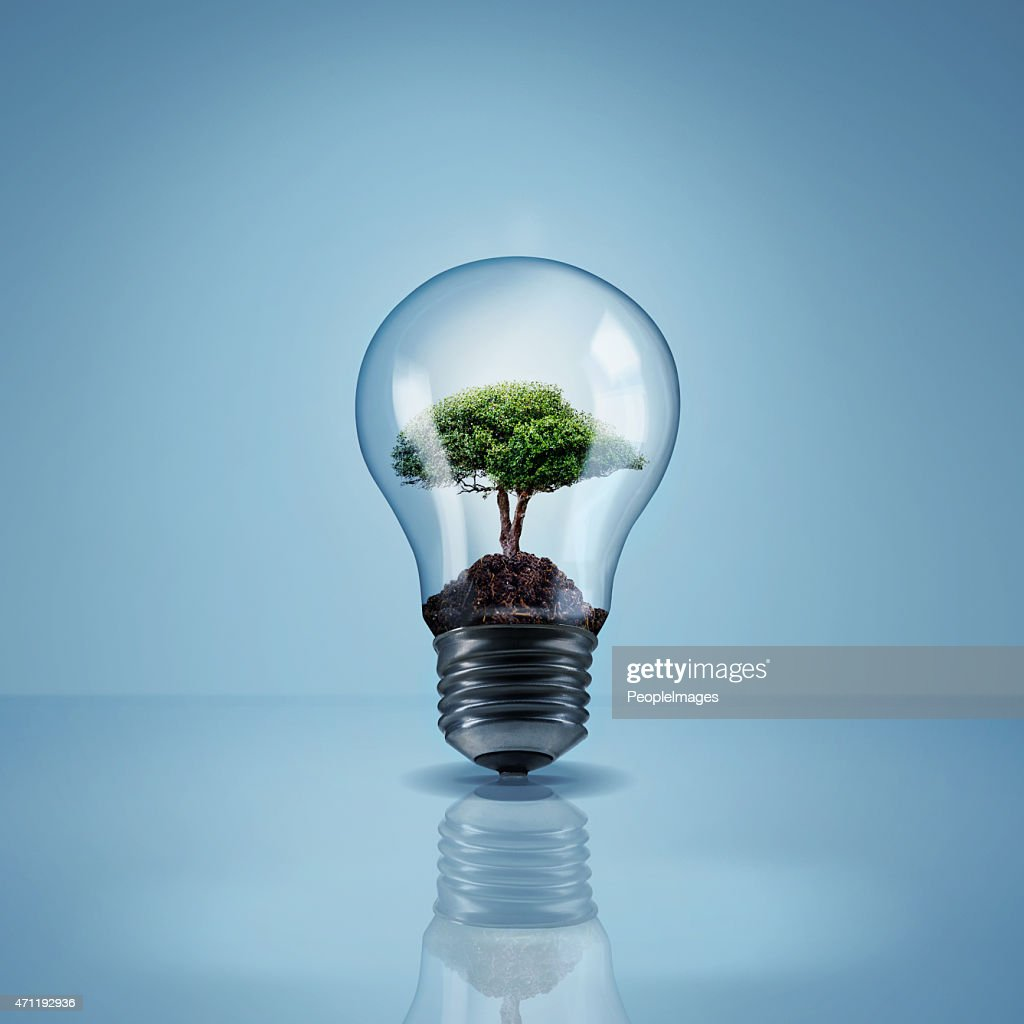 Help the environment by saving electricity