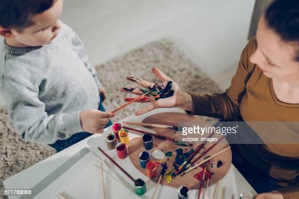Hilfreiche hand